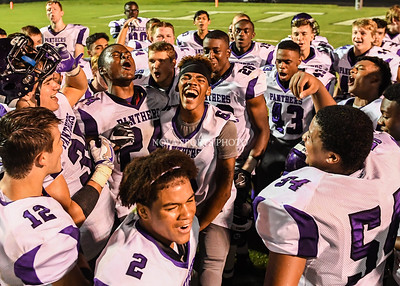 Football: Potomac Falls vs. Dominion 9.2.16