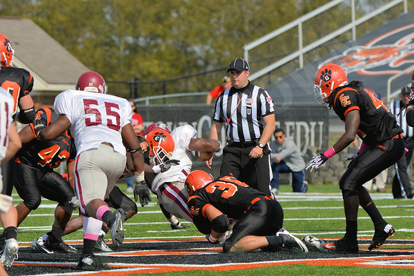 GC vs Cumberlands 10-13-12