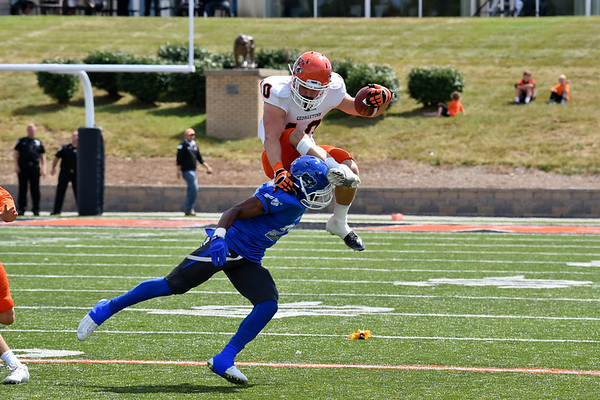 GC vs Lindsey Wilson 9-12-15