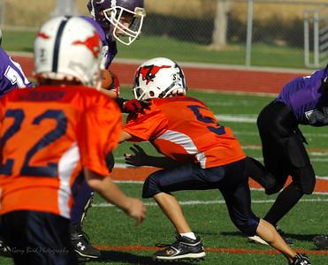 20101002 8295 WFFL Mitey Mite, Brigham City White @ Mtn. Crest Orange (Stadium)
