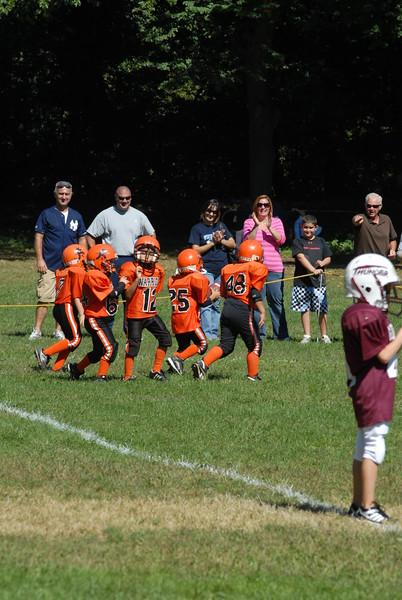 Garden City vs Franklin Square Sunday 9-20-09