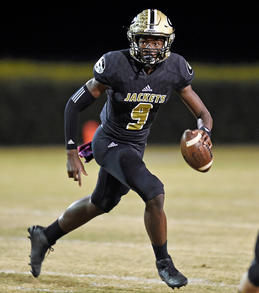 Union at Greer Football