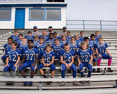 B Team Football