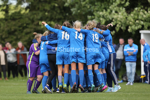 Hartlepool United Ladies vs Sheffield Wednesday Ladies