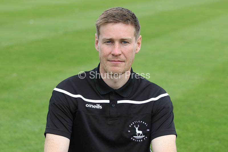 Tony Sweeney - Hartlepool United