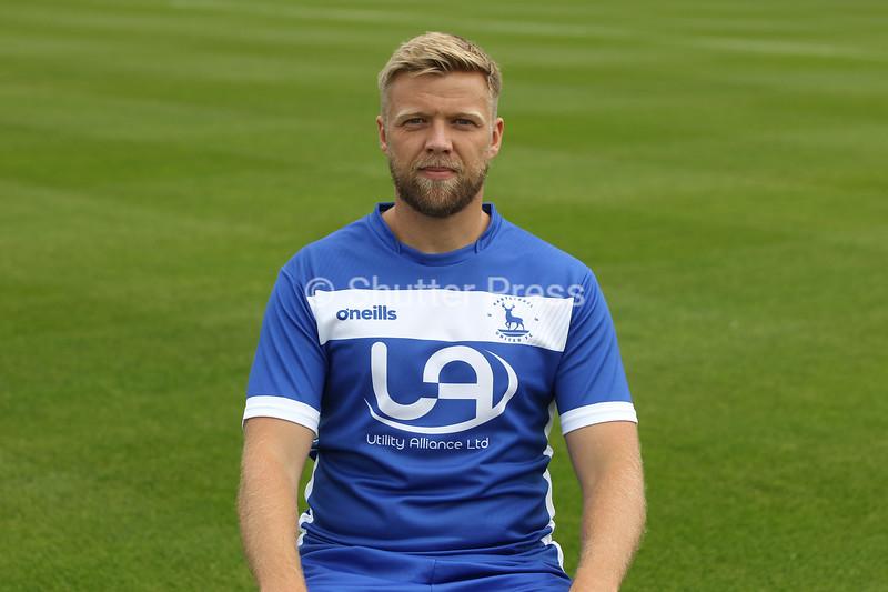 Nicky Featherstone - Hartlepool United