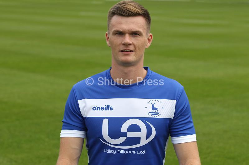 Fraser Kerr- Hartlepool United