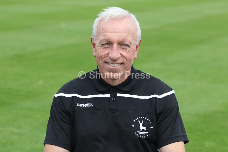 Ged McNamee- Hartlepool United 1st team coach