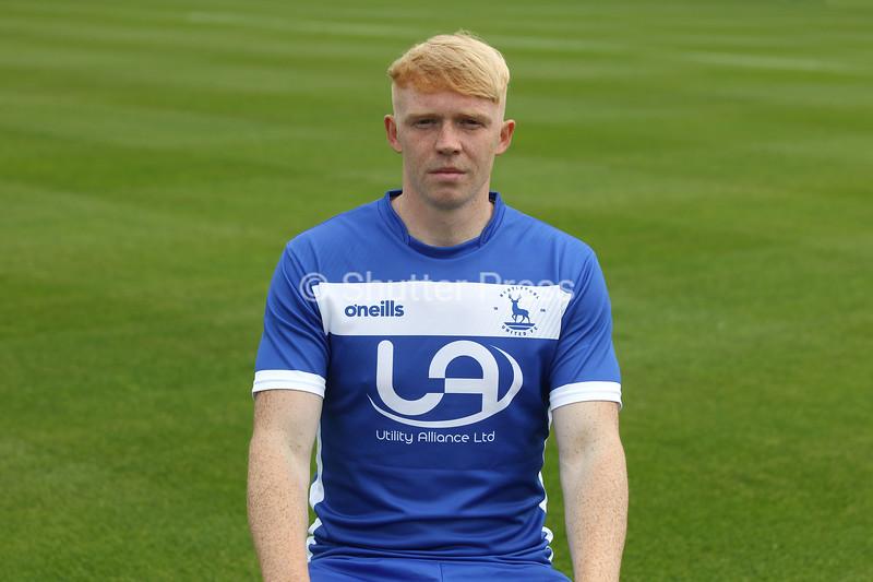 Luke Williams - Hartlepool United
