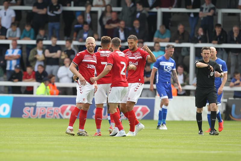 Hartlepool United vs Middlesbrough Football Club