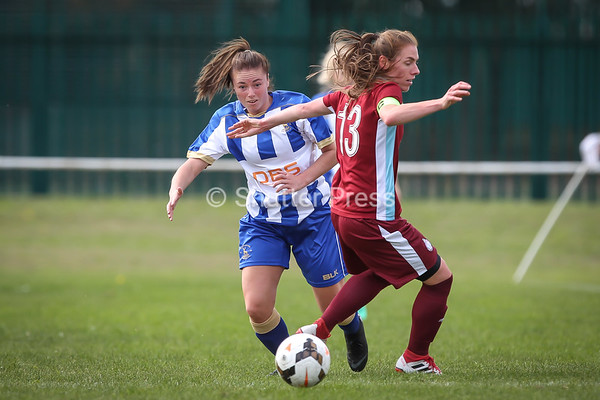 Hartlepool Women vs South Shields Ladies