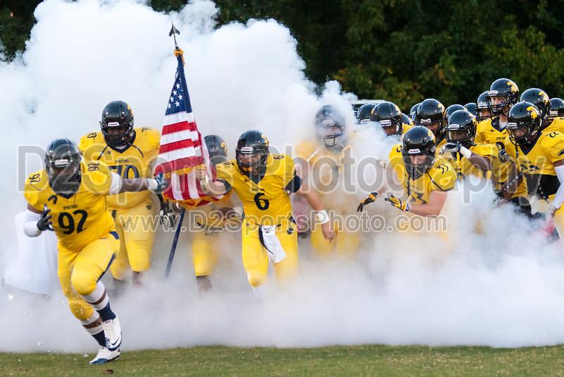 Mt Tabor Spartans vs Butler Bulldogs Varsity Football<br /> Friday, September 13, 2013 at Mt Tabor High School<br /> Winston-Salem, North Carolina<br /> (file 192822_803Q5741_1D3)