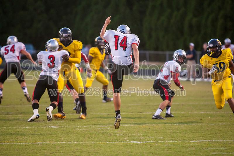 Mt Tabor Spartans vs Butler Bulldogs Varsity Football<br /> Friday, September 13, 2013 at Mt Tabor High School<br /> Winston-Salem, North Carolina<br /> (file 193318_803Q5770_1D3)