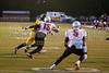 Mt Tabor Spartans vs Butler Bulldogs Varsity Football<br /> Friday, September 13, 2013 at Mt Tabor High School<br /> Winston-Salem, North Carolina<br /> (file 193824_803Q5782_1D3)