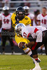 Mt Tabor Spartans vs Butler Bulldogs Varsity Football<br /> Friday, September 13, 2013 at Mt Tabor High School<br /> Winston-Salem, North Carolina<br /> (file 193130_BV0H6595_1D4)