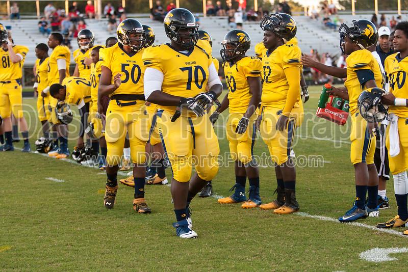 Mt Tabor Spartans vs Butler Bulldogs Varsity Football<br /> Friday, September 13, 2013 at Mt Tabor High School<br /> Winston-Salem, North Carolina<br /> (file 190830_803Q5696_1D3)