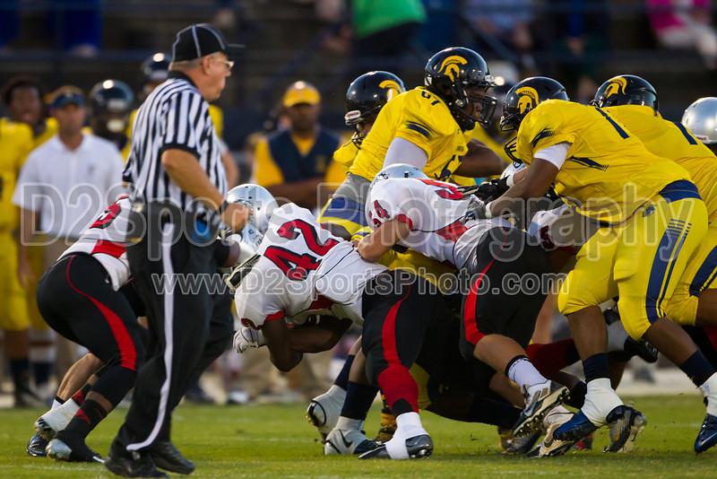 Mt Tabor Spartans vs Butler Bulldogs Varsity Football<br /> Friday, September 13, 2013 at Mt Tabor High School<br /> Winston-Salem, North Carolina<br /> (file 193549_BV0H6610_1D4)