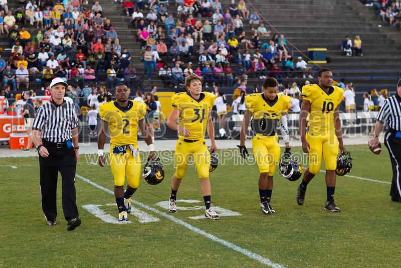 Mt Tabor Spartans vs Butler Bulldogs Varsity Football<br /> Friday, September 13, 2013 at Mt Tabor High School<br /> Winston-Salem, North Carolina<br /> (file 192504_BV0H6541_1D4)