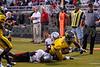 Mt Tabor Spartans vs Butler Bulldogs Varsity Football<br /> Friday, September 13, 2013 at Mt Tabor High School<br /> Winston-Salem, North Carolina<br /> (file 193826_803Q5784_1D3)