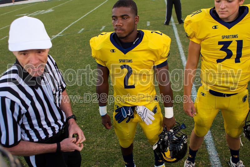 Mt Tabor Spartans vs Butler Bulldogs Varsity Football<br /> Friday, September 13, 2013 at Mt Tabor High School<br /> Winston-Salem, North Carolina<br /> (file 192545_BV0H6562_1D4)