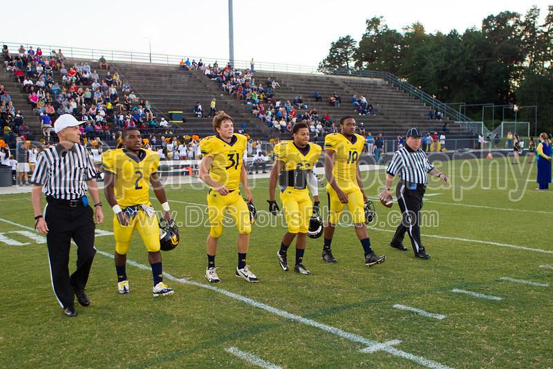 Mt Tabor Spartans vs Butler Bulldogs Varsity Football<br /> Friday, September 13, 2013 at Mt Tabor High School<br /> Winston-Salem, North Carolina<br /> (file 192508_BV0H6543_1D4)