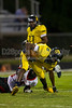 Mt Tabor Spartans vs Butler Bulldogs Varsity Football<br /> Friday, September 13, 2013 at Mt Tabor High School<br /> Winston-Salem, North Carolina<br /> (file 195303_BV0H6677_1D4)