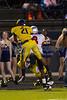Mt Tabor Spartans vs Butler Bulldogs Varsity Football<br /> Friday, September 13, 2013 at Mt Tabor High School<br /> Winston-Salem, North Carolina<br /> (file 194726_BV0H6658_1D4)