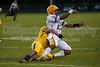 Mt Tabor Spartans vs Carver Yellow Jackets Varsity Football<br /> Friday, September 06, 2013 at Mt Tabor High School<br /> Winston-Salem, North Carolina<br /> (file 194409_803Q4839_1D3)