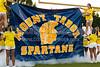 Mt Tabor Spartans vs Carver Yellow Jackets Varsity Football<br /> Friday, September 06, 2013 at Mt Tabor High School<br /> Winston-Salem, North Carolina<br /> (file 192750_BV0H5274_1D4)