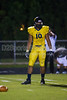 Mt Tabor Spartans vs Carver Yellow Jackets Varsity Football<br /> Friday, September 06, 2013 at Mt Tabor High School<br /> Winston-Salem, North Carolina<br /> (file 201651_BV0H5499_1D4)
