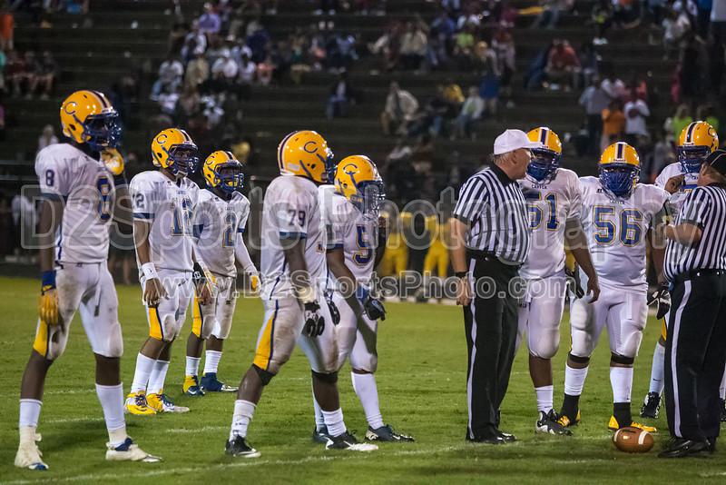 Mt Tabor Spartans vs Carver Yellow Jackets Varsity Football<br /> Friday, September 06, 2013 at Mt Tabor High School<br /> Winston-Salem, North Carolina<br /> (file 220739_803Q5277_1D3)