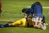 Mt Tabor Spartans vs Carver Yellow Jackets Varsity Football<br /> Friday, September 06, 2013 at Mt Tabor High School<br /> Winston-Salem, North Carolina<br /> (file 201235_803Q4934_1D3)