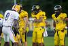 Mt Tabor Spartans vs Carver Yellow Jackets Varsity Football<br /> Friday, September 06, 2013 at Mt Tabor High School<br /> Winston-Salem, North Carolina<br /> (file 193058_BV0H5335_1D4)
