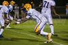 Mt Tabor Spartans vs Carver Yellow Jackets Varsity Football<br /> Friday, September 06, 2013 at Mt Tabor High School<br /> Winston-Salem, North Carolina<br /> (file 201422_803Q4946_1D3)