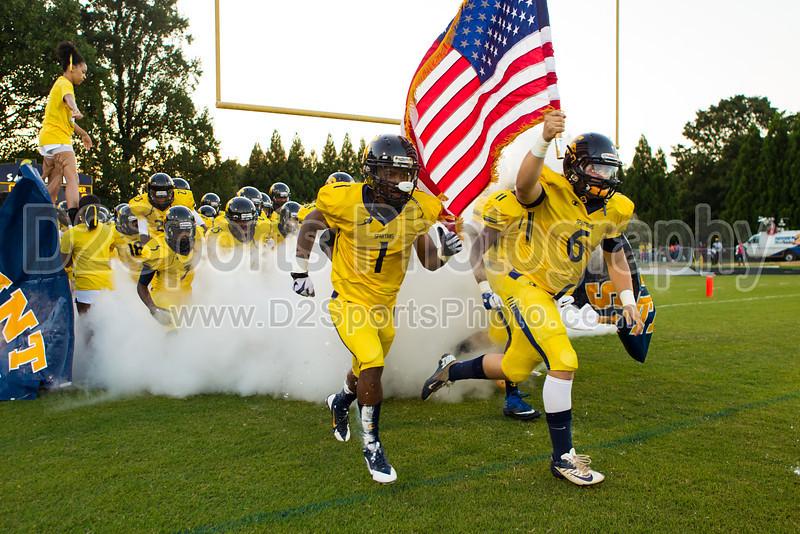 Mt Tabor Spartans vs Carver Yellow Jackets Varsity Football<br /> Friday, September 06, 2013 at Mt Tabor High School<br /> Winston-Salem, North Carolina<br /> (file 192752_BV0H5285_1D4)