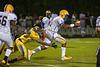 Mt Tabor Spartans vs Carver Yellow Jackets Varsity Football<br /> Friday, September 06, 2013 at Mt Tabor High School<br /> Winston-Salem, North Carolina<br /> (file 201938_803Q4971_1D3)