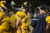 Mt Tabor Spartans vs Carver Yellow Jackets Varsity Football<br /> Friday, September 06, 2013 at Mt Tabor High School<br /> Winston-Salem, North Carolina<br /> (file 201018_803Q4917_1D3)