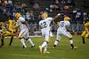 Mt Tabor Spartans vs Carver Yellow Jackets Varsity Football<br /> Friday, September 06, 2013 at Mt Tabor High School<br /> Winston-Salem, North Carolina<br /> (file 194331_803Q4829_1D3)