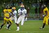 Mt Tabor Spartans vs Carver Yellow Jackets Varsity Football<br /> Friday, September 06, 2013 at Mt Tabor High School<br /> Winston-Salem, North Carolina<br /> (file 193007_BV0H5323_1D4)