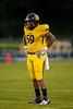Mt Tabor Spartans vs Carver Yellow Jackets Varsity Football<br /> Friday, September 06, 2013 at Mt Tabor High School<br /> Winston-Salem, North Carolina<br /> (file 194317_BV0H5411_1D4)