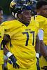 Mt Tabor Spartans vs Carver Yellow Jackets Varsity Football<br /> Friday, September 06, 2013 at Mt Tabor High School<br /> Winston-Salem, North Carolina<br /> (file 190409_BV0H5172_1D4)