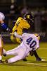 Mt Tabor Spartans vs Carver Yellow Jackets Varsity Football<br /> Friday, September 06, 2013 at Mt Tabor High School<br /> Winston-Salem, North Carolina<br /> (file 221824_BV0H6043_1D4)