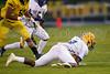 Mt Tabor Spartans vs Carver Yellow Jackets Varsity Football<br /> Friday, September 06, 2013 at Mt Tabor High School<br /> Winston-Salem, North Carolina<br /> (file 194250_BV0H5408_1D4)