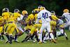 Mt Tabor Spartans vs Carver Yellow Jackets Varsity Football<br /> Friday, September 06, 2013 at Mt Tabor High School<br /> Winston-Salem, North Carolina<br /> (file 193243_BV0H5343_1D4)