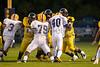 Mt Tabor Spartans vs Carver Yellow Jackets Varsity Football<br /> Friday, September 06, 2013 at Mt Tabor High School<br /> Winston-Salem, North Carolina<br /> (file 194939_BV0H5426_1D4)