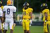 Mt Tabor Spartans vs Carver Yellow Jackets Varsity Football<br /> Friday, September 06, 2013 at Mt Tabor High School<br /> Winston-Salem, North Carolina<br /> (file 193053_BV0H5334_1D4)