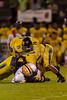 Mt Tabor Spartans vs Carver Yellow Jackets Varsity Football<br /> Friday, September 06, 2013 at Mt Tabor High School<br /> Winston-Salem, North Carolina<br /> (file 220948_BV0H6027_1D4)