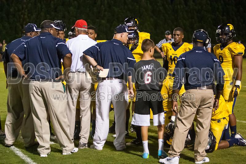 Mt Tabor Spartans vs Carver Yellow Jackets Varsity Football<br /> Friday, September 06, 2013 at Mt Tabor High School<br /> Winston-Salem, North Carolina<br /> (file 201326_803Q4939_1D3)