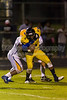 Mt Tabor Spartans vs Carver Yellow Jackets Varsity Football<br /> Friday, September 06, 2013 at Mt Tabor High School<br /> Winston-Salem, North Carolina<br /> (file 221826_BV0H6045_1D4)
