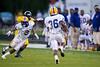 Mt Tabor Spartans vs Carver Yellow Jackets Varsity Football<br /> Friday, September 06, 2013 at Mt Tabor High School<br /> Winston-Salem, North Carolina<br /> (file 194131_BV0H5395_1D4)